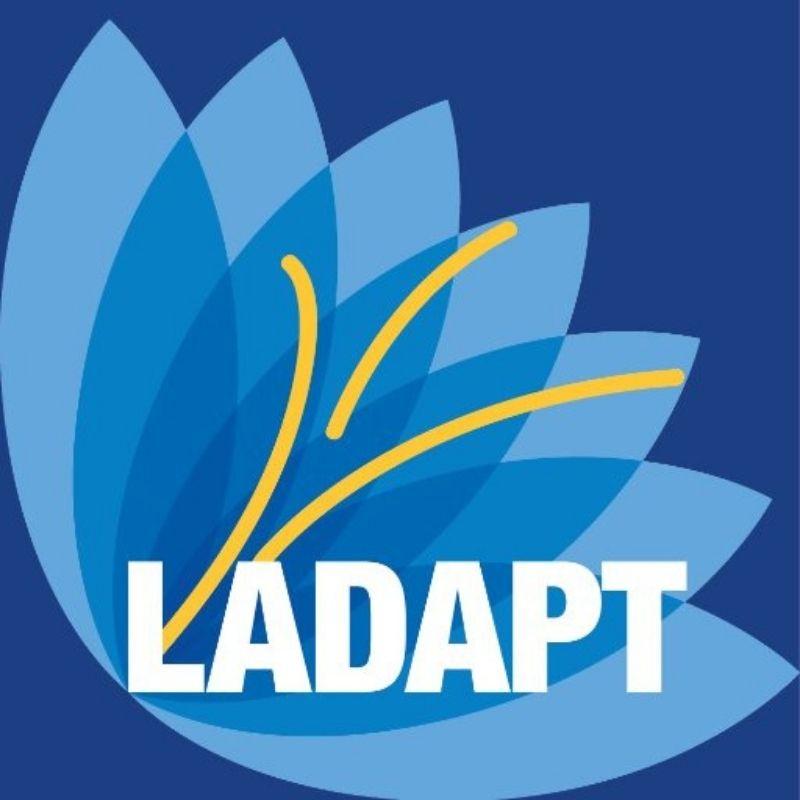 Logo de Ladapt une association pour l'insertion sociale et professionnelle de personnes en situation de handicap